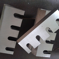 木材削片机刀片