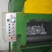 压铸铝除毛边喷砂机 铝制品去毛刺喷砂机