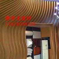 异型木纹型材方通,异型墙面装饰