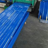 彩涂压型铝板生产,铝镁锰屋面压型铝板