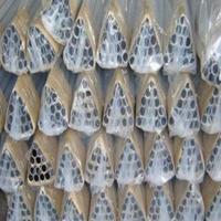 海南供应7129-T6光亮铝合金管硬度
