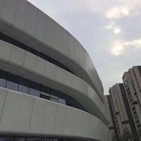 辽宁本溪铝单板户外室内造型-氟碳铝单板