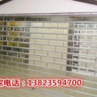 深圳白石龙透明水晶卷闸门