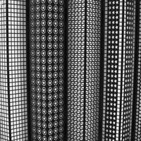 陕西汉中艺术镂空雕花铝单板-造型门头雕花