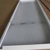 厂家供应优良铝单板 冲孔勾通铝单板,可装配