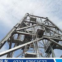 供应铝合金石油钻井平台 工作走道平台