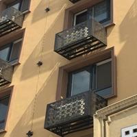 永州外墙氟碳铝制空调外机保护罩定制工艺