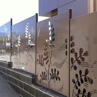 永州外墙氟碳铝空调外机防尘罩定制工艺