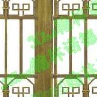 庭院外圍墻護欄