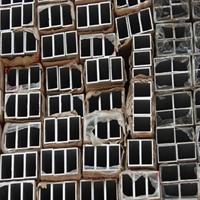 国标6063薄壁铝方管