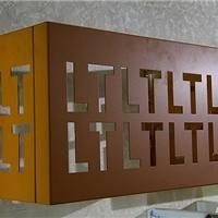 怀化棕色铝制空调外机保护罩价格