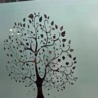 室内装饰专用艺术镂空雕花铝单板