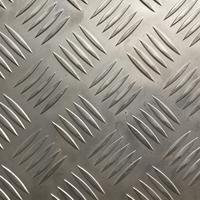 鋁合金防滑花紋板 五道杠花紋板 五條筋