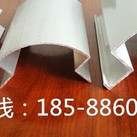 福建加油站柱子护角型材圆角铝批发价格
