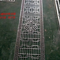 塔城车站铝格子临盆厂家