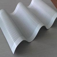 扭曲氟碳鋁單板價格 雙曲氟碳鋁單板幕墻