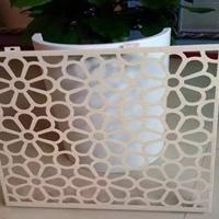 萍乡艺术铝窗花吊顶 隔断铝窗花规格