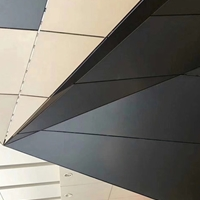 氟碳外墙铝单板 天桥改造修复氟碳铝单板