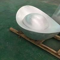 梅州双曲铝单板隔断  双曲材料铝单板装饰