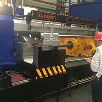 大型铝挤压机 6000吨铝材挤压生产线