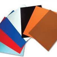1060优质彩色铝板、国标环保纯铝板