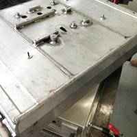 电池箱铝型材焊接电池箱体铝外壳