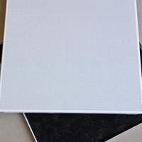 歐佰正品鋁天花 廠家直銷600白色鋁扣板