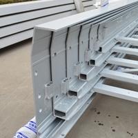 铝合金搬家梯铝型材焊接28米铝云梯