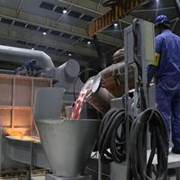 天成生產鑄軋卷鋁板帶鋁箔彩鋁