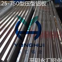 压型瓦楞铝板生产销售