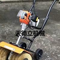 CXJ汽油除锈机 钢板钢材除锈机 打磨机