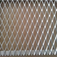 阜阳喷涂铝网板幕墙供应商 菱型铝网板规格