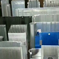 工業材散熱器型材