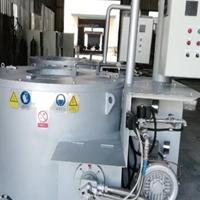 广东350公斤燃气熔化炉 天然气熔铝炉厂家