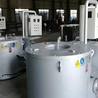 广东天然气熔铝炉厂家 铝合金熔炉