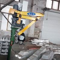 浇铸自动化打汤机械手铸造自动化设备改造