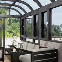 断桥铝门窗重型推拉门窗阳光房批发