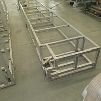 铝合金支架焊接纯铝结构铝合金支架焊接
