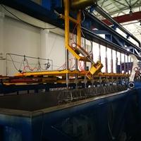 铸造铝合金圆棒超声波水浸探伤设备