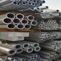 上海 6063铝管规格齐 6063合金铝板材切割