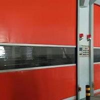 工業快速門生產廠家提供安裝運輸以及售后服務