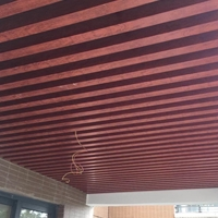 峽江墻身鋁方管廣州廠家