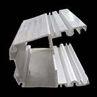 河南生产加工LED洗墙灯铝型材