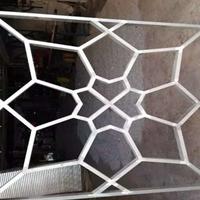 汕尾欧式铝窗花幕墙供应商 烤漆铝窗花