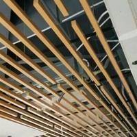 定南室内吊顶铝方通广东厂家