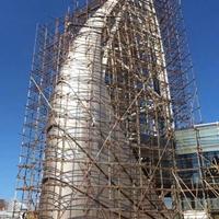 浙江省幕墙双曲铝单板造型双曲铝单板厂