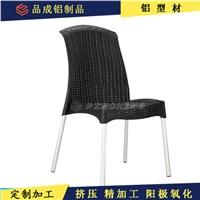 25mm1mm磨砂氧化 桌腿   椅脚铝管