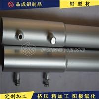 50.81.2旗杆铝管批发焊接氧化加工