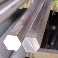 6063铝合金棒 5052六角棒 7075进口六角铝棒
