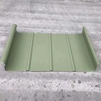 供应铝镁锰屋面直立锁边系列65-430工厂
